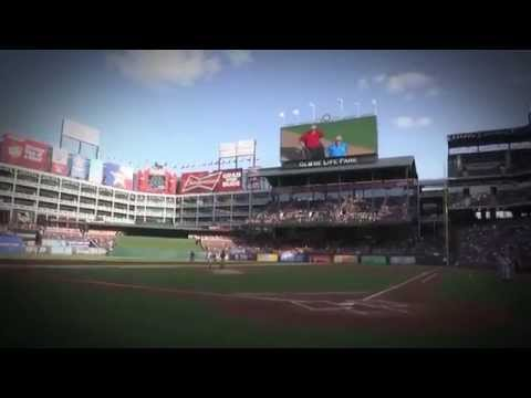 National Veterans Wheelchair Games Honored by the Texas Rangers