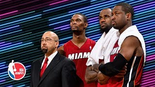 'Dwyane and LeBron tried to kill each other': Heat memories with David Fizdale   The Hoop Collective