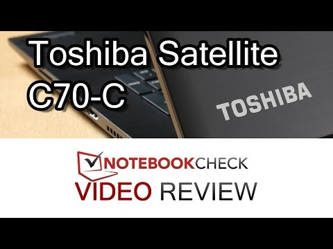 Toshiba Satellite C70-C Review. Big Laptop with Issues.