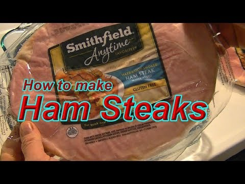 Smithfield Ham Steaks