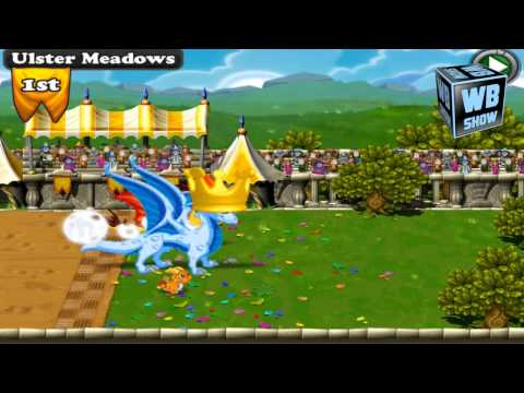 DragonVale: Epic Blue Moon Dragon [Adult]
