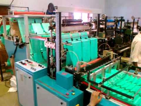 Plastic Bag Making Machine, Halol, Vadodara, Gujarat, India