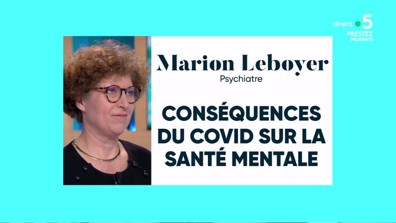 Conséquences du COVID sur la santé mentale