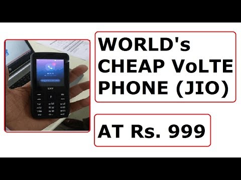 Jio 4G Volte Feature phone Specifications ,Price ,Launch Date ,Rumors and New Things