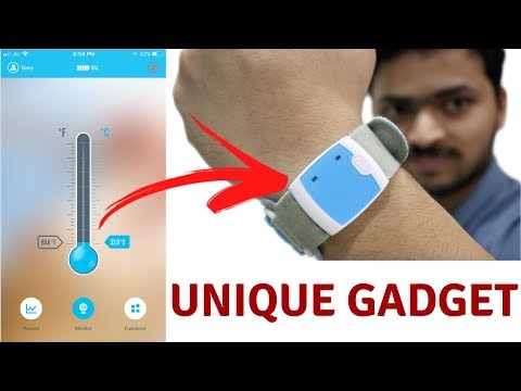 Unique Gadget | Smart Medical Thermometer | Bluetooth | Tech Unboxing 🔥
