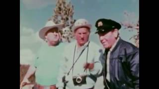 The Three Stooges~ last known Performance  of the Three Stooges