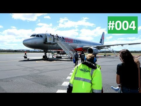 ✈ VLOG 04 | FLIGHT REPORT - Jetstar, Hobart to Melbourne Tullamarine, then Sydney !
