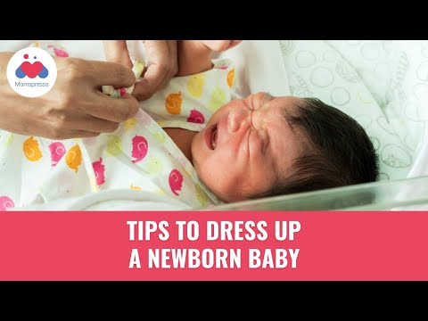 How To Dress A Newborn Baby- Tips by Dr. Sanjay Wazir | S01 | E05