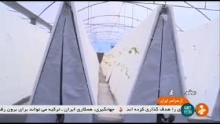 Iran New solution for Growing Plants without soil, Boushehr city روش نوين كشت بدون خاك گياهان بوشهر