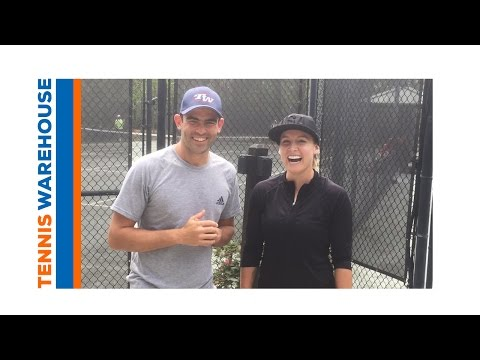 Differences Between Hard and Clay Court Tennis Shoes (w/ Bethanie Mattek-Sands)