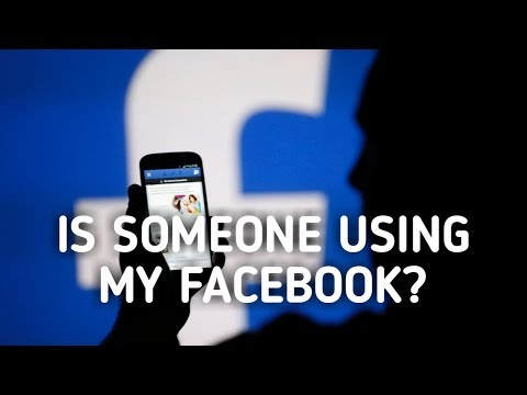 How to check if someone hacked your Facebook and using your account?  How to remove them?