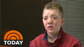 Keaton Jones, 11: I Hope My Viral Anti-Bullying Video Helps Other Kids   TODAY