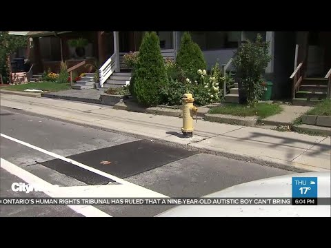 City paints parking spot in front of hydrant, confusing drivers