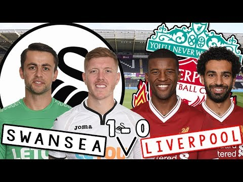 Swansea 1 Liverpool 0  Poor!!  Lack of Creativity Cost Reds at the Liberty Stadium