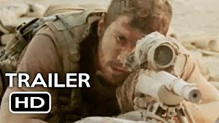 The Wall Official Trailer #1 (2017) John Cena, Aaron Taylor-Johnson Drama Movie HD