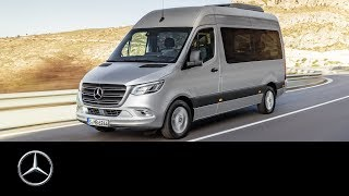 The new Mercedes-Benz Sprinter | 60 Seconds