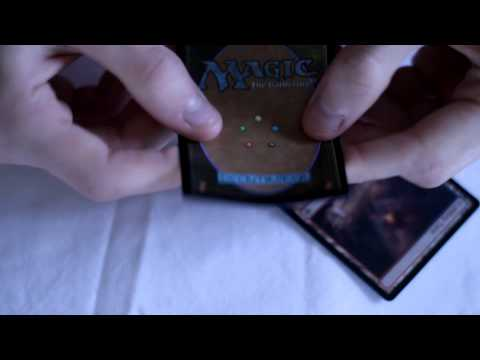 How to spot new fake Magic the Gathering Cards
