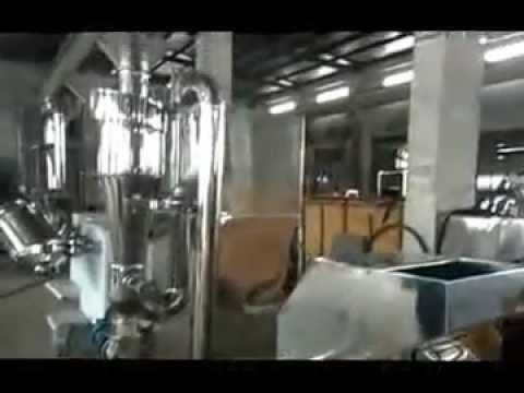 licorice, herb crusher, herb processing, herb grinder, herb grinding machine