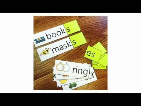 Fun Grammar Activities- Hands-On Learning