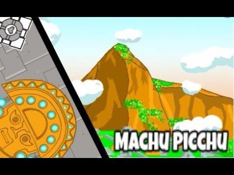 Machu Picchu en Geometry Dash 2.1 - IFSGeorge