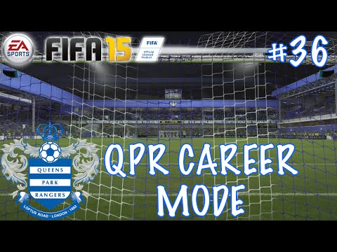 QUEENS PARK RANGERS CAREER MODE #36 - OFFERED THE DREAM JOB! | FIFA 15 CAREER MODE
