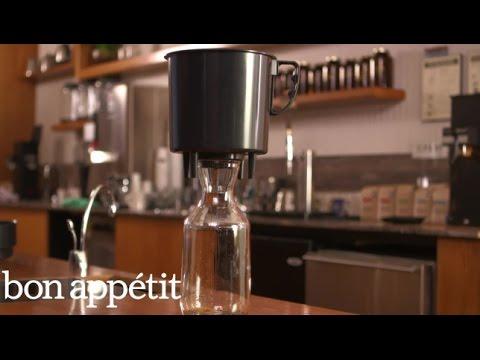 Bon Appétit/Stumptown Coffee Brew Guides: Filtron Cold Brew