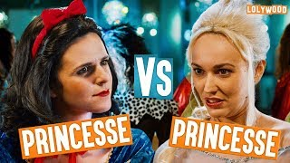 Princesse VS Princesse