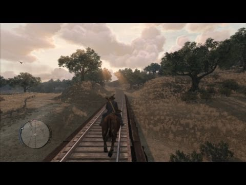 RED DEAD REDEMPTION: UN VAQUERO MUY ALTERADO