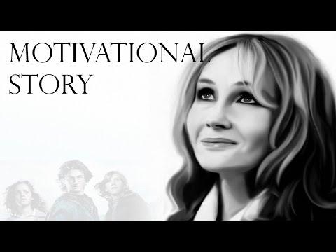 J.K.  Rowling - motivational speech