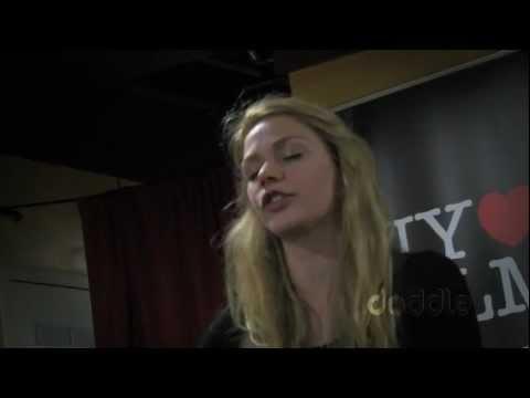 doddle@ Sundance 2012: Artist Spotlight - Natalie Gelman