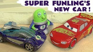 Download Hot Wheels New Car as Marvel Avengers 4 Endgame Hulk Rescue from DC Comics The Joker Video