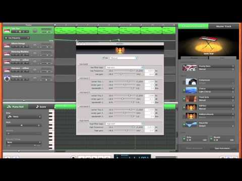 Garageband Tutorial - Adding Effects