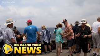 Earthquakes Force Closure Of Hawaii Volcanoes National Park (May 5, 2018)