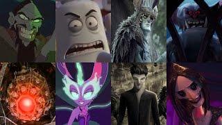 Defeats of My Favorite Animated Non-Disney Movie Villains Part 3