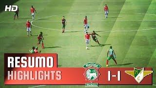 Resumo: Marítimo 1-1 Moreirense (Liga 30ªJ)