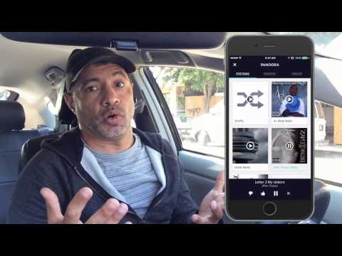 Uber Drivers: How to Set Up Free Pandora Music in Uber Partner App