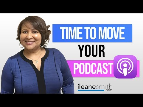 How to Move to a New Podcast Host