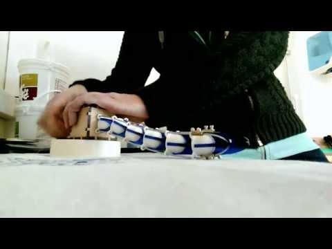 animatronic tail test