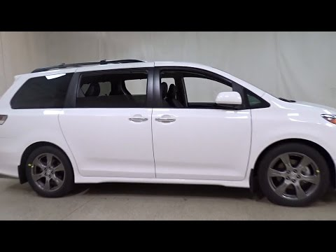 2017 Toyota Sienna Des Plaines, Elmhurst, Schaumburg, Chicago, Naperville, IL T48789