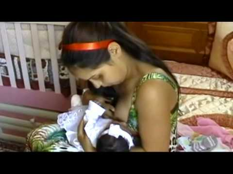 Lactation period (feed the baby) - Nursing tutorial video: Episode 26