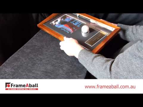 Frame A Ball - Simple D.I.Y. instructions