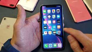 iPhone XR: How to Change Screen Timeout (Screen Lock Time)