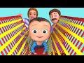 Indoor Playground Cartoon Kids Songs Billion Surprise Toys