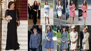 Fashion queen: Kate demonstrates that it is possible to make a difference by recycling