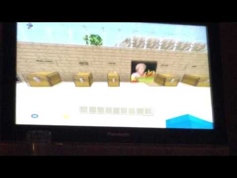 Xbox 360- minecraft stampylongnose world tour part 1