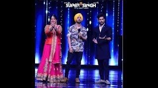 Diljit Dosanjh's super swag in 'Nach Baliye 8'