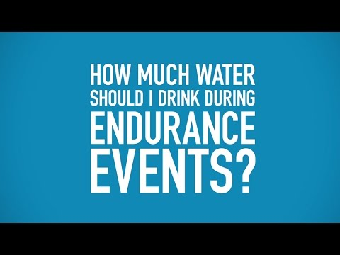 How Much Water Should I Drink During Endurance Events? - CamelBak HydratED