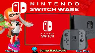 Hyperspin 2019 - Nintendo Switch and SwitchWare Wheels