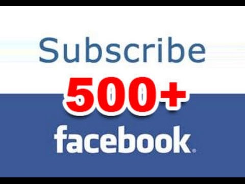 how to get many followers and friend requests on facebook Trick 2016 / 2017 Work 100%