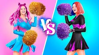 E-Girl vs Soft-Girl